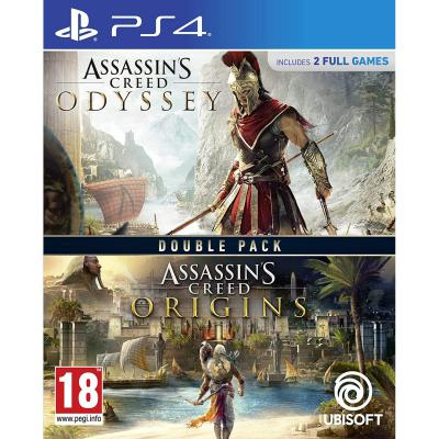 Double Pack: Assassin s Creed Odyssey + Assassin s Creed Origins
